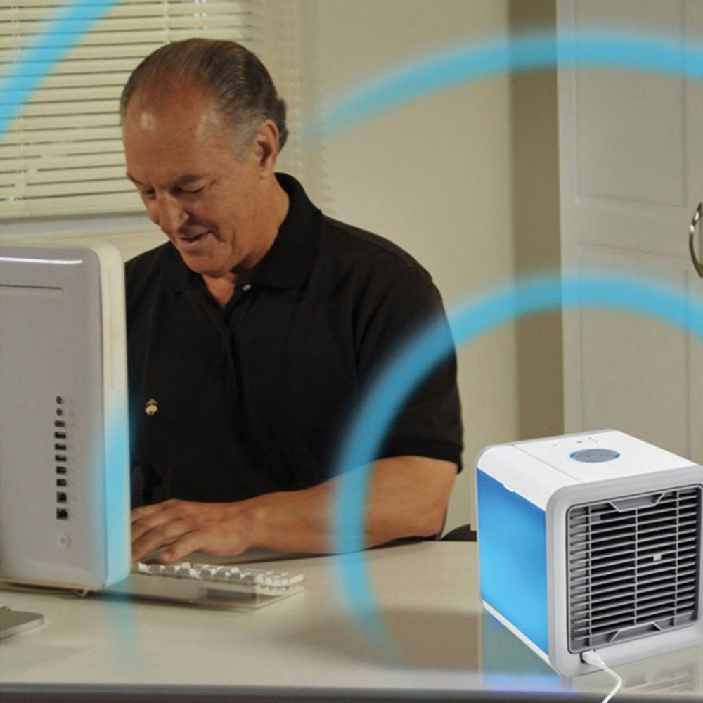K-3C01 USB Electric Mini Portable Air Conditioner for Home Office