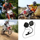Motorcycle Helmet Bluetooth Intercom Headset (Black)