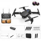 RC Quadcopter VS SG906 GPS Drone L108 w/ ESC HD Dual-Camera 5G Wifi FPV Flow Follow (Black)