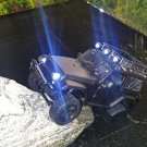 New Forces JY66 Remote Controlled Off-Road Climbing Vehicle (Matte Black)