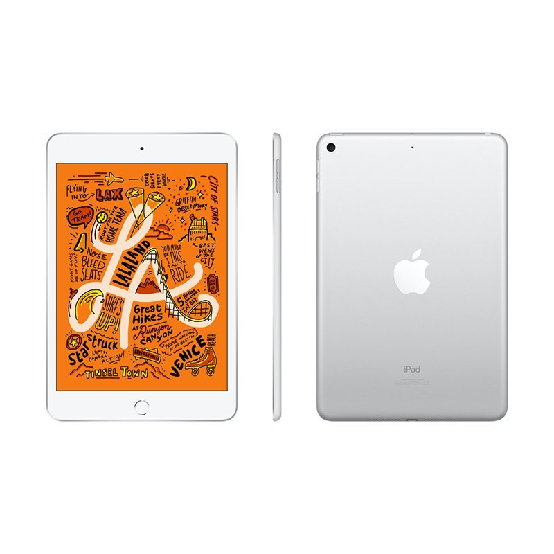 Apple 7.9-inch iPad mini 5 (2019)(WLAN + A12 chip/ Retina screen) 128GB (Silver)