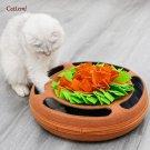 Cat Interactive Feeding Snuffle Toy