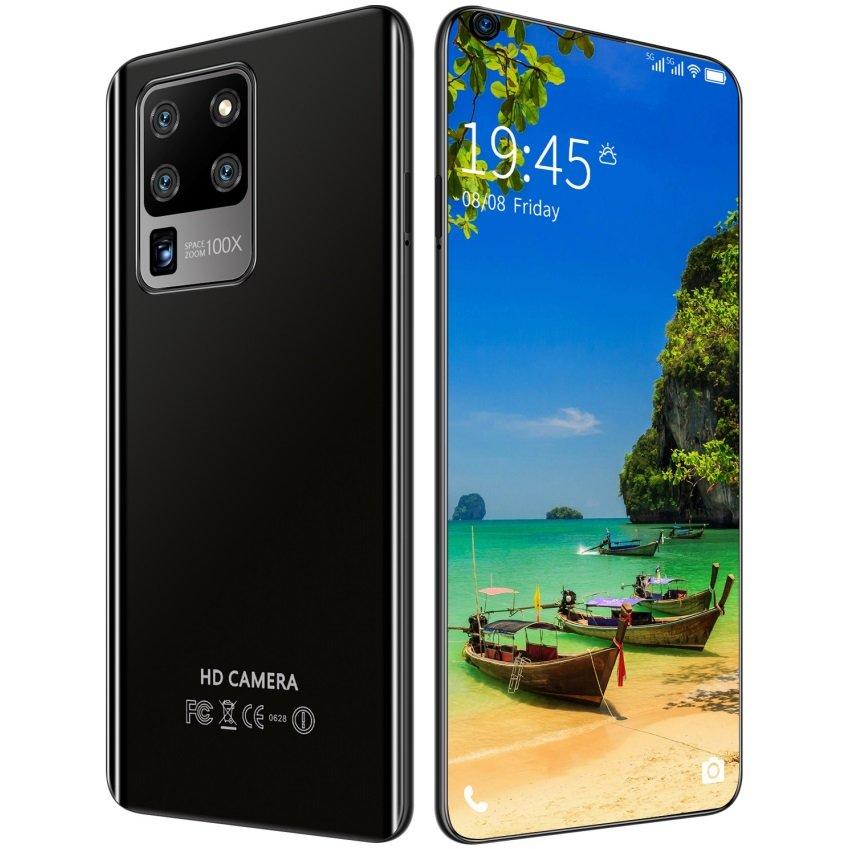 Unlocked Landvo S30U Plus 6.82-inch Android 7.1 Smartphone 2GB + 16GB (Black)
