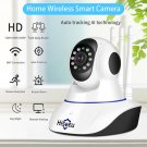Hiseeu FHD1C Home Security 2MP WIFI Audio Record P2P HD 1080p Wireless Surveillance Camera (white)
