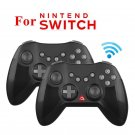 IPEGA Switch Bluetooth Wireless Game Controller Handle with Charging Cable Set (black)
