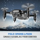 Fold Drone LF606 Mini Drone with Camera Altitude Hold RC Drones with HD Camera & Wifi
