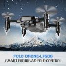 Fold Drone LF606 Mini Drone with Camera Altitude Hold RC Drones with HD Camera & Wifi