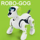 ROBO-GOG Remote Control Electronic Robot Dog With Light Sound for Kids