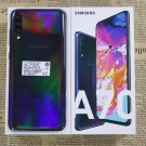 6.7-inch Unlocked Samsung A70 A7050 Android 9.0 Smartphone 6GB+128GB (Laser Black)