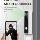 Wi-Fi Wireless Battery HD Video Doorbell Two-Way Talkback L1K (white)