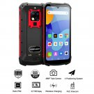 Conquest S16 Rugged Waterproof Android Smartphone Ip68 Shockproof WIFI 8GB+256GB (silver)
