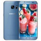 5.5-inch Samsung Galaxy S7 Edge Android Smartphone 4GB RAM+ 32GB ROM(blue)