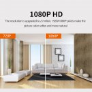 1080p Infrared Night Vision Low Power WIFI Car Security Camera