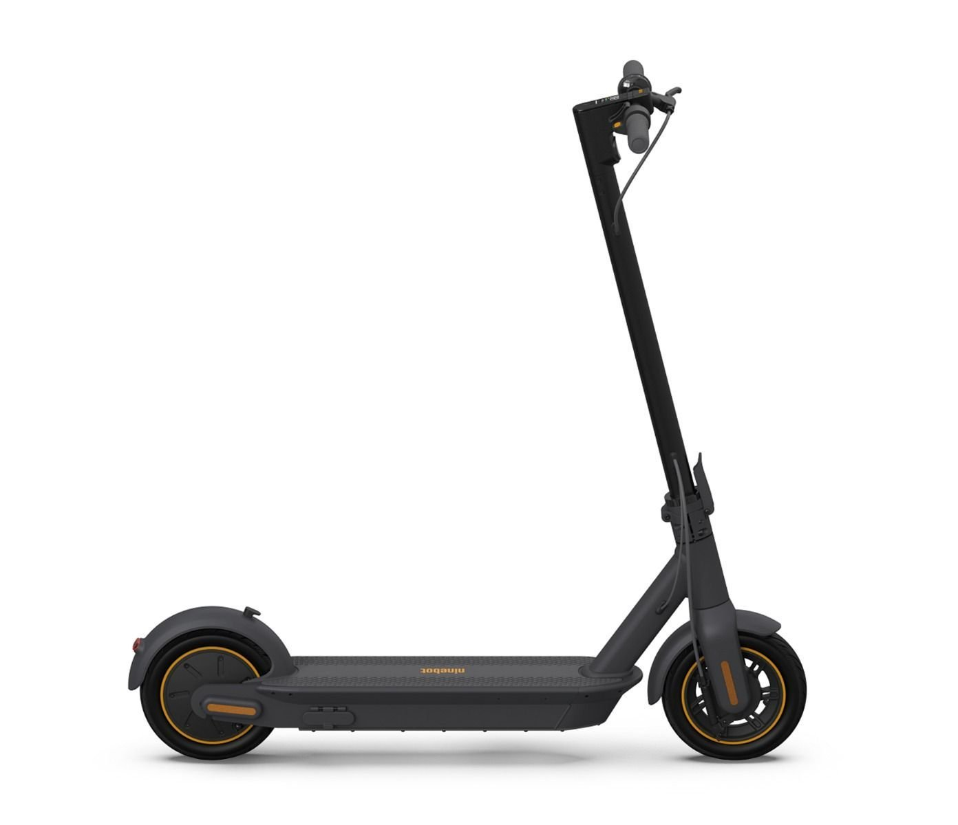 NINEBOT MAX Android-enabled Electric KickScooter by Segway (Dark Grey)