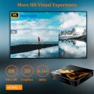 X99 Max+ Android WIFISmart TV Box 4GB + 64GB (US plug)