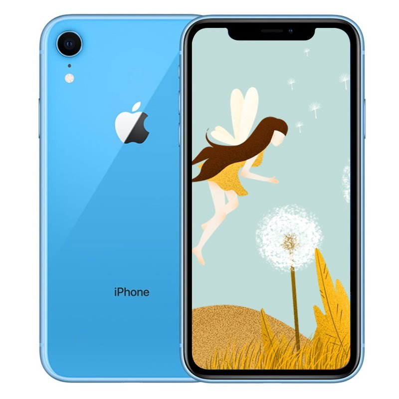 Apple Blue iPhone XR 3GB+256GB