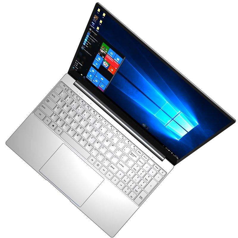 15.6-inch Metal Ultrabook Windows 10 Laptop PC 8GB + 128GB (EU regulations)