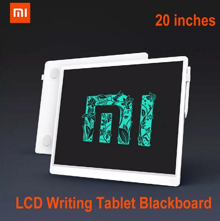 20-inch LCD Children's Smart Blackboard Tablet (white)