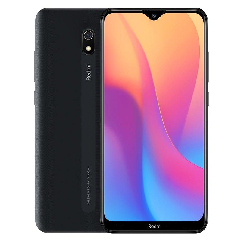 6.22-inch Xiaomi Redmi 8A 4GB + 64GB Smartphone unlocked (black)