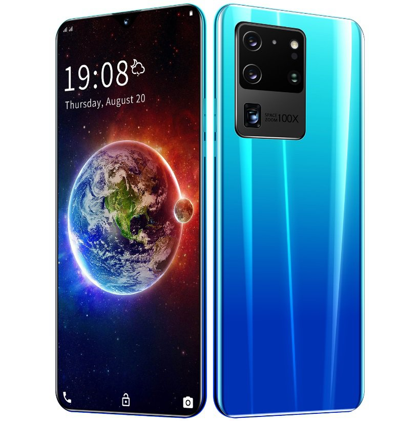New Unlocked 6.26-inch S20U Android Smartphone 1GB + 8GB (light blue)