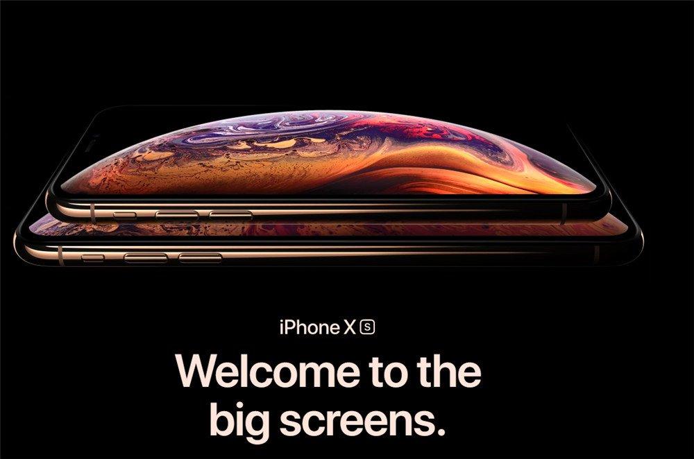 Original New, Unlocked Apple iPhone XS 4G LTE Phone 4GB + 256GB (Gold)