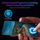 New S30U Plus 6.82-inch Android Smartphone 2GB + 16GB Large-screen Mobile Phone_ British Plug (blue)