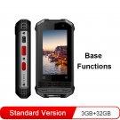 Conquest F2 Rugged Mini IP68 Android Smartphone 3GB + 32GB Standard Edition