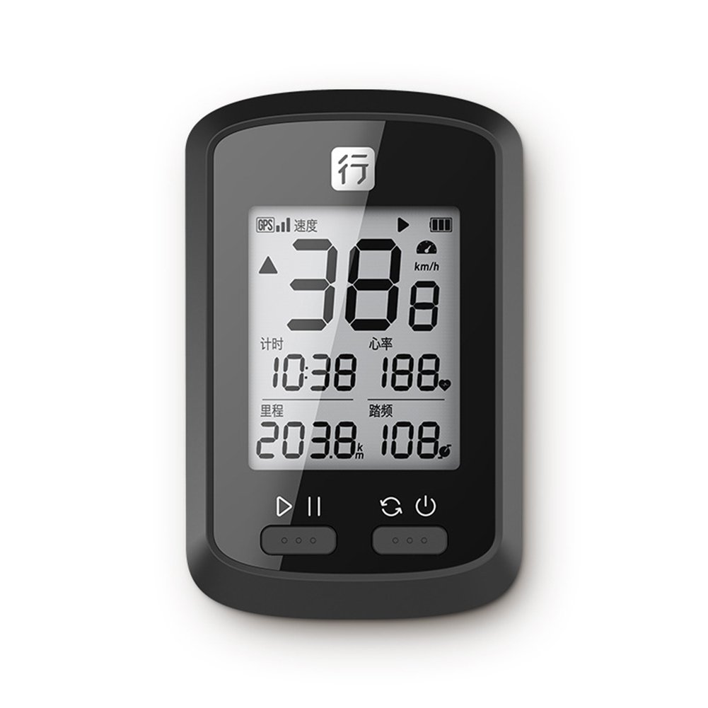 Little G Wireless Bicycle Speedometer Cycling Stopwatch GPS