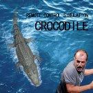 2.4GHz Remote Control Simulation Crocodile Toy Boat (Croc Green)