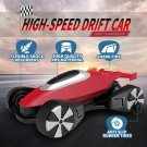 P-912 Remote Controlled Drifting Lateral Stunt Car + 2 Batteries