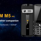 2.8-inch AGM M5 Unlocked Rugged Type C Android Mobile Phone 1GB+8GB(black)