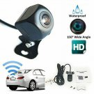 Wireless Car Rear View Night Vision HD Cam Backup Reverse WIFI Camera For Phone