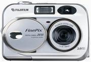Fujifilm FinePix 2650 2MP Digital Camera w/ 3x Optical Zoom