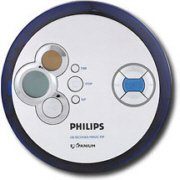 Philips Portable CD Player with MP3 Playback EXP2461/17