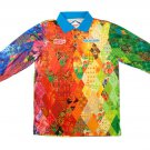 Volunteer Staff long sleeve shirt Olympic Paralympic Sochi 2014 size XS S M L XL