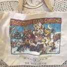 BOYDS BEARS  NIGHT BEFORE CHRISTMAS TOTE BAG **NEW STORE STOCK**