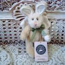 BOYDS JILL HOPKINS ANGEL BUNNY ORNAMENT EASTER **NEW STORE STOCK***