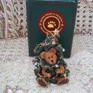BOYDS FRASIER CHRISTMAS TREE BEAR ORNAMENT RETIRED **NEW STORE STOCK**