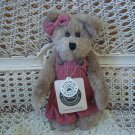 """BOYDS VIRGINIA 8"""" SHOW EXCLUSIVE BEAR **NEW STORE STOCK**"""