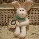 """BABY BOYDS POOKIE C. HOPPLEBY 6"""" TALL BUNNY EASTER **NEW STORE STOCK***"""