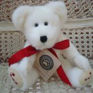 "BOYDS PEPPERMINT P. BEAR 10"" CANDY CANE CHRISTMAS BEAR *NEW STORE STOCK*"