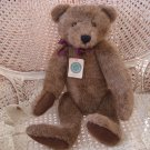 """BOYDS WELLINGTON  21"""" RETIRED ANTIQUE STYLE ARCHIVE BEAR ***NEW STORE STOCK***"""