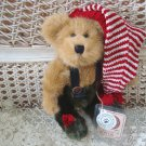 "BOYDS ERNIE ELFBEARY 8""  CHRISTMAS ELF BEAR RETIRED *** NEW STORE STOCK***"