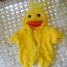 ADORABLE EASTER CHICK OUTFIT FOR BOYD'S BEARS ***SO CUTE***