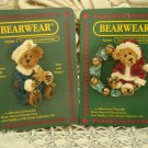 BOYDS PINS AWESOME SET OF 2 RETIRED CHRISTMAS PINS  **NEW STORE STOCK**