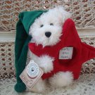 """BOYDS TWINK L. STARBEARY 8"""" CHRISTMAS BEAR WITH PICTURE FRAME *NEW STORE STOCK*"""