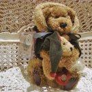 BOYDS POPPA & NOELLE ADORABLE RETIRED CHRISTMAS BEARS *NEW STORE STOCK*