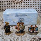BOYDS CHAPEL IN THE WOODS VILLAGE FIGURINES *NEW STORE STOCK**