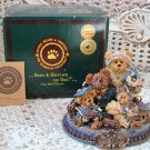 BOYDS 20TH ANNIVERSARY FROM OUR HOME TO YOURS BEARSTONE  *NEW IN BOX* RETIRED