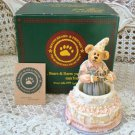 BOYDS GYPSY ROSE SURPRISE HAPPY BIRTHDAY BEARSTONE  *NEW IN BOX* RETIRED